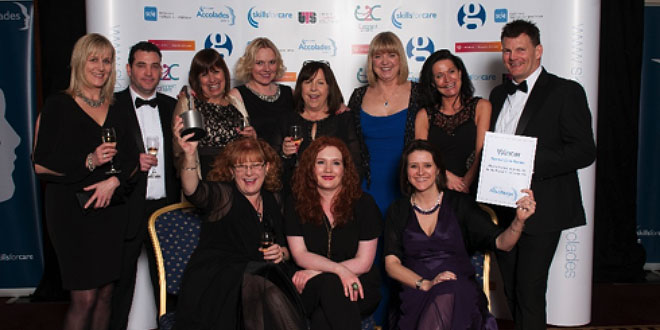 The New Deanery And St Mary's Court Care Homes In Braintree Win Prestigious National Award