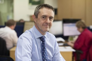 Tony Stein, chief executive, Healthcare Management Solutions