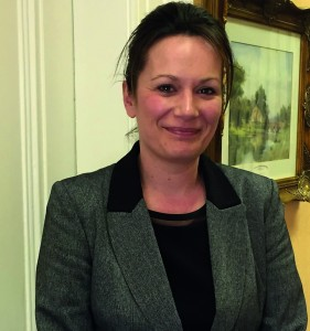 Virginia Perkins, head of HR at the Springhill Group