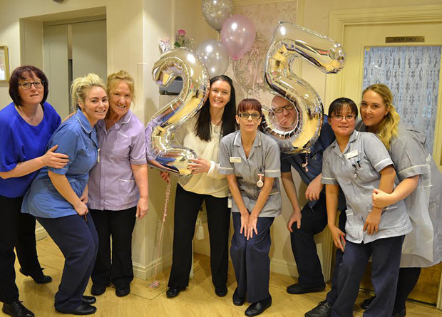 25th Anniversary celebrations at Prince Alfred