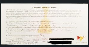 lifevac-feedback-note