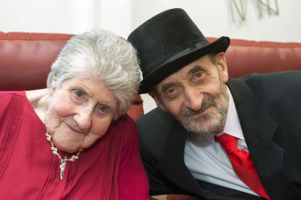 Elsie and Tony