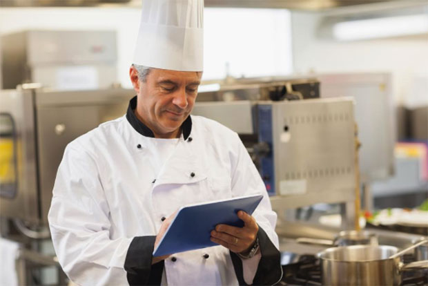 Health and care catering image