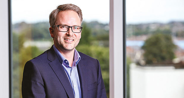 Richard Shore Caresolves Finance Director