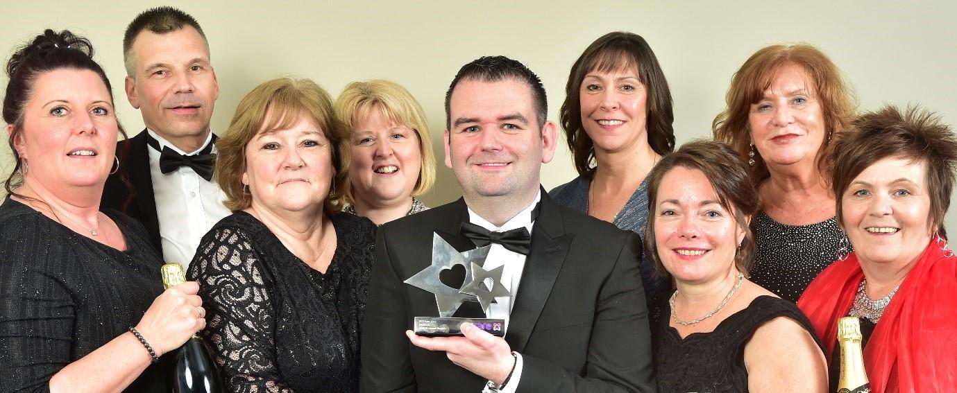 Care UK awards