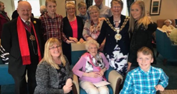 active centenarian