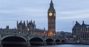 London Big Ben England United Kingdom Westminster