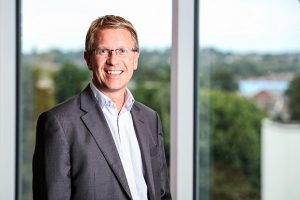 James Parkin, Co-founder and Operations Director of Caresolve.