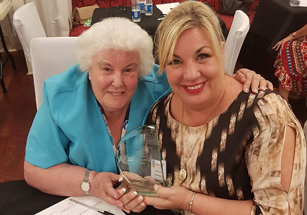 Carolyn Bravery Award 2018 Burscough 3