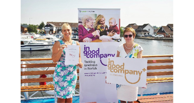Norwich Care Home Is In Good Company With Quality Award