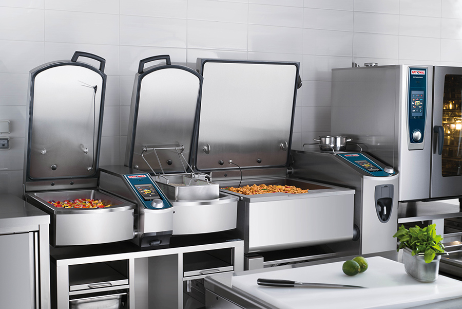 Rationals Tomorrows Kitchen will feature the latest multifunctional appliances