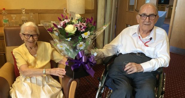 rsz george and marion   70th wedding anniversary 0