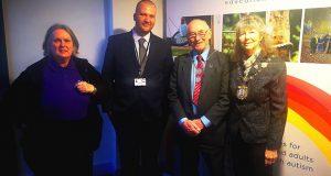 Head-of-Education-Lilith-Osborn-Head-of-Care-Steve-Colley-Tewkesbury-Mayor-Ruth-Hatton-and-Mayor-Consort-Harry-Turbyfield-2