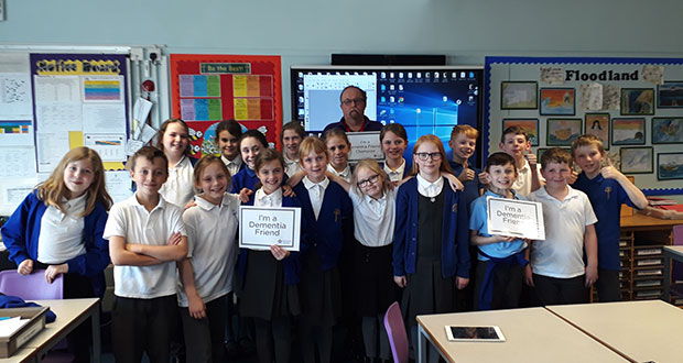 LP Dementia Friends School Visit