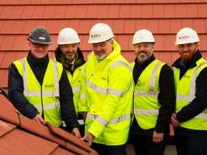 Topping-out-at-newly-built-care-home-in-Eastbourne