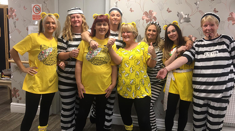 Lancashire Care Home Supports BBC Children In Need