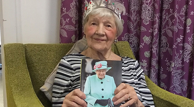 James Terry Court Resident Born On First Remembrance Day Celebrates 100th Birthday