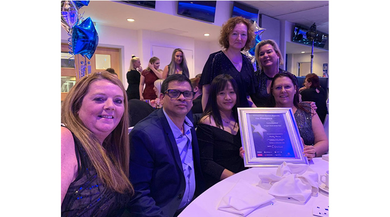 Basildon Care Home Recognised For The Fourth Time In Essex Care Sector Awards 2019