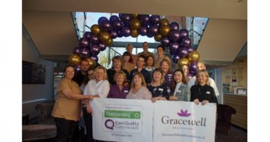 Gracewell Of Maids Moreton Receives Highest Rating From The Care Quality Commission, Once Again!