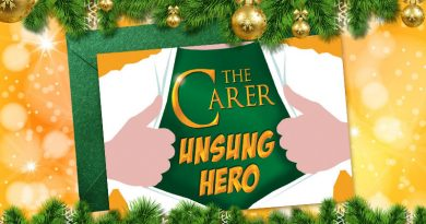 """""""It Soon Comes Around"""" – The Carer Christmas Unsung Hero Award!"""