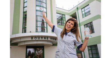 'Outstanding Star' Vera Wins Regional Care Award