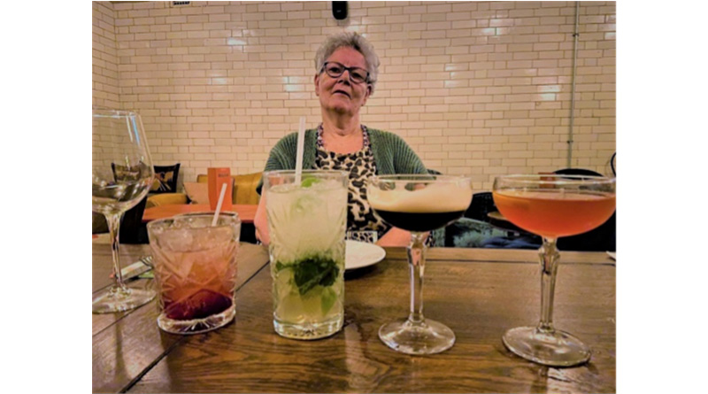 York House Resident June Becomes Barmaid For A Day!