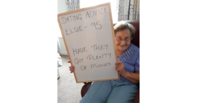 Care Village Residents' Dating Advice Reaches One Million People