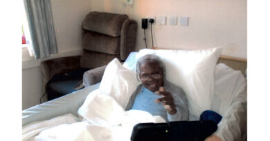London Care Resident Is Reunited With Her Siblings After Ten Years Apart
