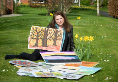 New Online Gallery Showcases Work Of Artistic Care Home Residents