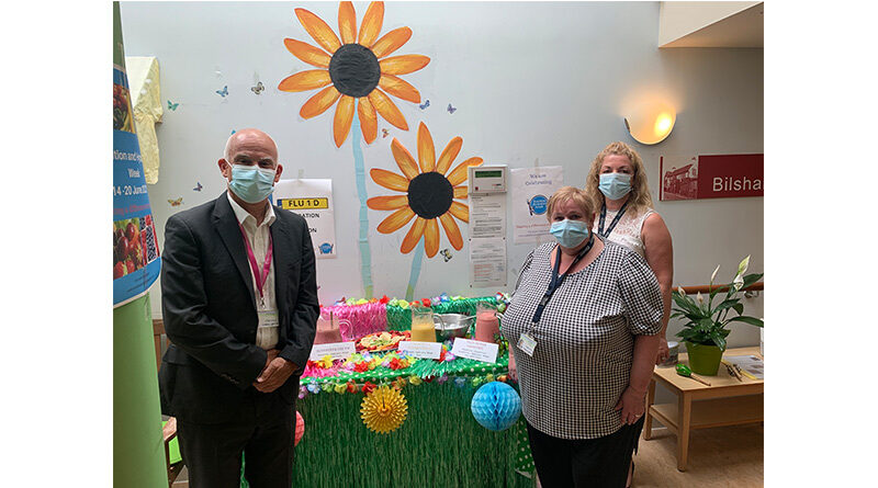West Sussex Care Home Celebrates Nutrition And Hydration Week With Hawaiian Themed Afternoon
