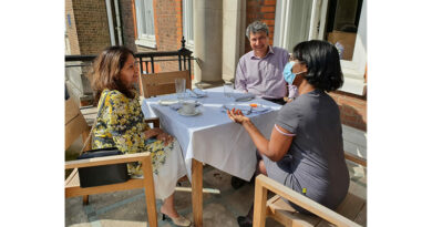 Southgate Beaumont Care Home Hosts Community Breakfast Event