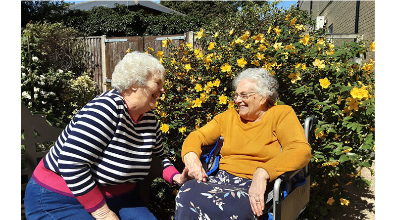 Harleston House Combats Loneliness For International Day Of Friendship