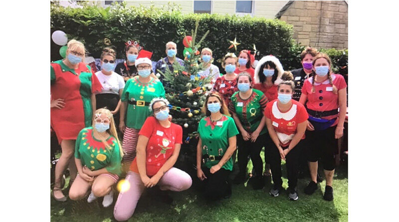 Hartford Care Celebrates Julymas!