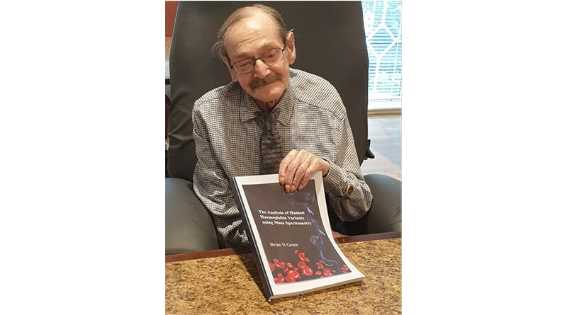 Sunrise Of Hale Barns Resident Completes Incredible Book
