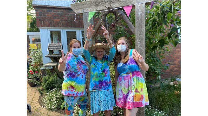 Flower Power Energises 60s Festival Vibe To Make Jo's Wish Come True