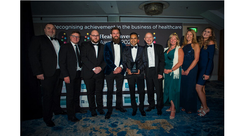 Hallmark Care Homes Named Residential Care Provider Of The Year